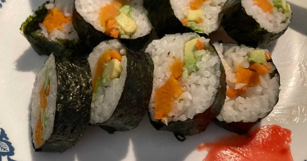 Make Delicious Vegan Sushi at Home Easily 11